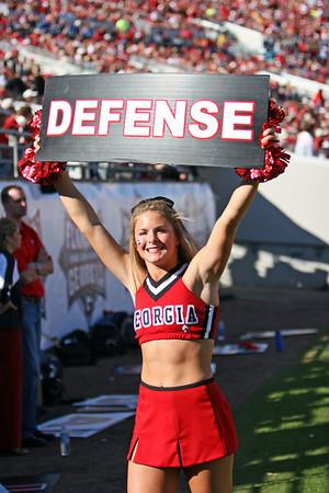 2006 Florida Georgia - Cheerleaders