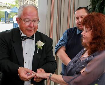 Pat & Mary  50 th anniversary