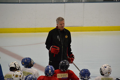 2014 Blackhawks Alumni Skate