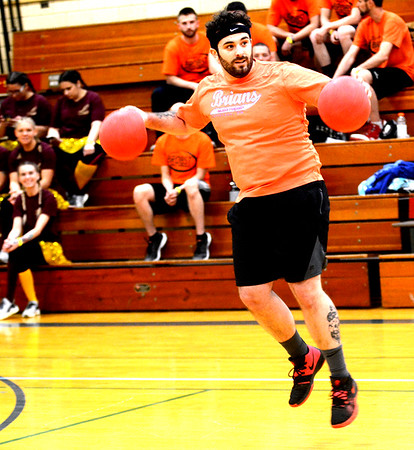 Rotary Dodgeball TournAment April 20, 2019