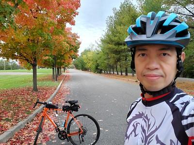 Autumn Ride October 24, 2020