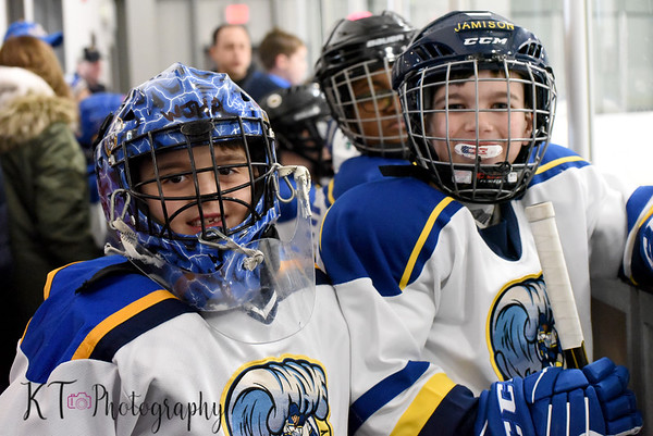 WJHA - Falmouth Tournament - Blue vs Gold - 2.22.20