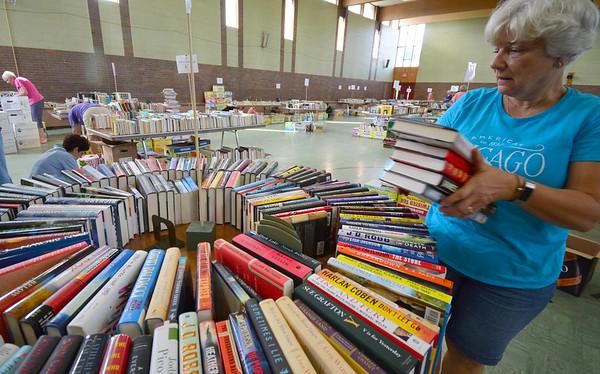 2018 North Adams Public Library Booksale - 091918