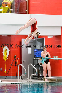 Central Penn League Diving Championship 2/12/2016