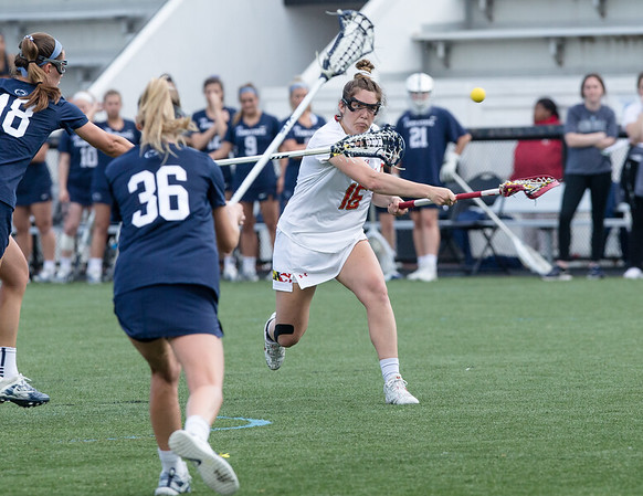 20190503  Big10 Womens Lacrosse Semifinal Maryland vs Penn State