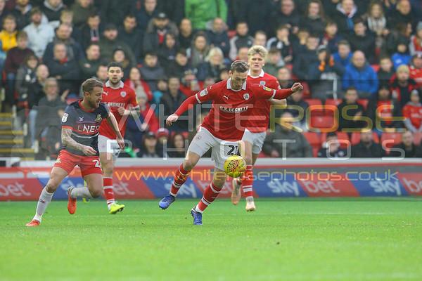 Barnsley v Doncaster Rovers 24 - 11 - 18