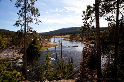 Yellowstone Hayden Valley