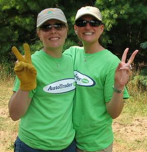 Michigan Camp Gazebo Leadership 2009