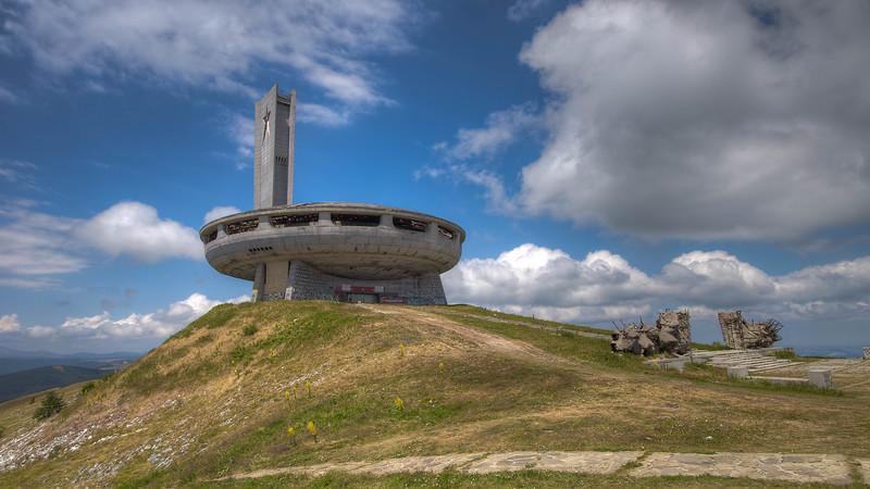 Urbex - Buzludzha Monument (BG)