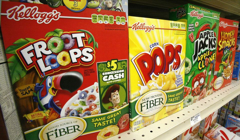 """. <p><b> Breakfast mavens were shocked to learn that, despite their various hues, all of these taste exactly the same � </b> <p> A. Froot Loops <p> B. Lucky Charms <p> C. McDonald�s breakfast sandwiches <p><b><a href=\'http://www.today.com/food/sorry-froot-loop-flavors-all-taste-same-2D11980644\' target=\""""_blank\"""">HUH?</a></b> <p>     (Associated Press photo)"""