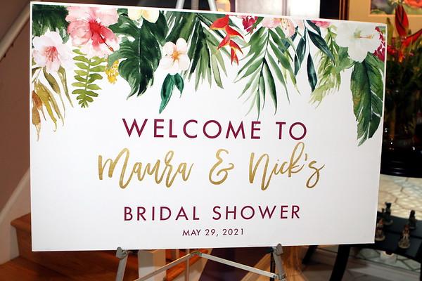 2021 Maura & Nick Shower May 29