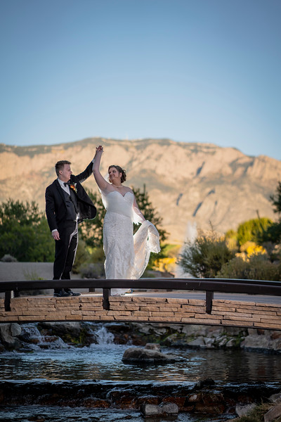 Sandia Hotel Casino New Mexico October Wedding Portraits C&C-74.jpg
