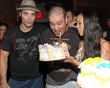 NEW YORK, NY - JULY 07:  Noel Ashman's birthday party at Five on July 7, 2011 in New York City.