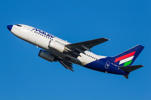 HA-LOR - Boeing 737-7Q8