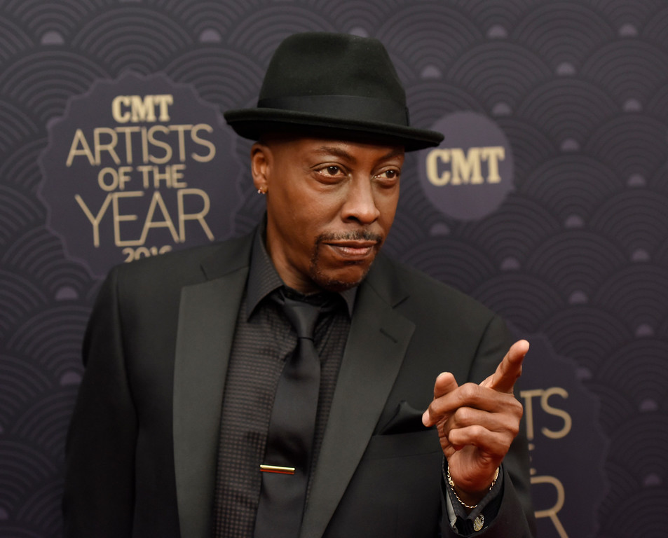 . Arsenio Hall seen at 2016 CMT Artists of the Year at Schermerhorn Symphony Center on Wednesday, October 19, 2016, in Nashville, TN. (Photo by Sanford Myers/Invision/AP)