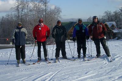 Dead Dog Ski Trip 08