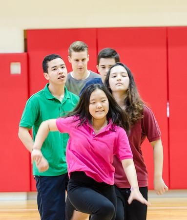 Grade 9 PE Dance Performances