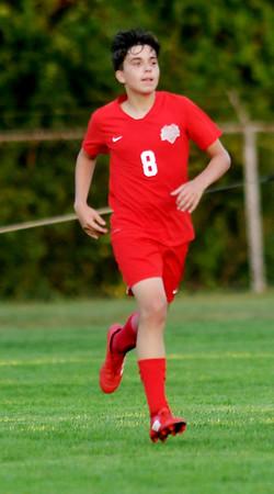 Geneva at Edgewood boys soccer August 25, 2020