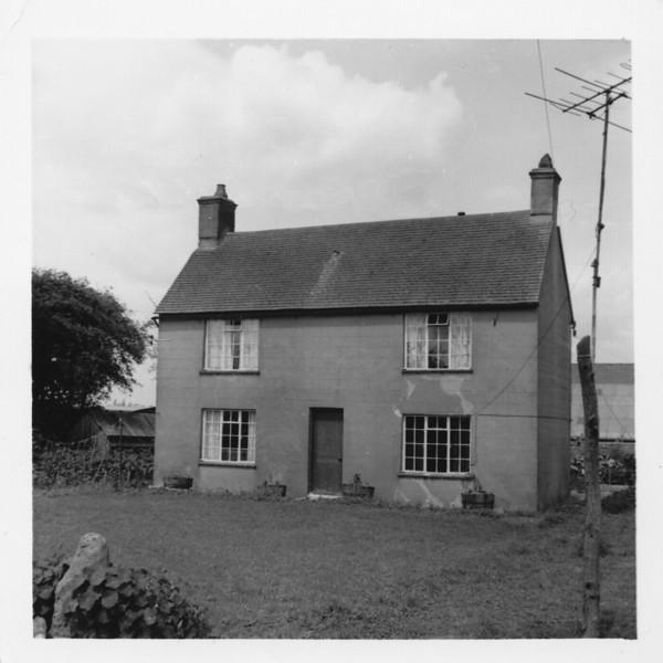 Glebe Farm, Spaldwick. Photo provided by E.A. Adams