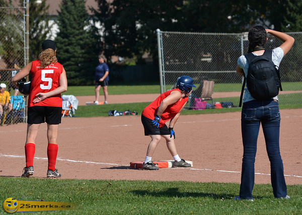 Softball - Heather