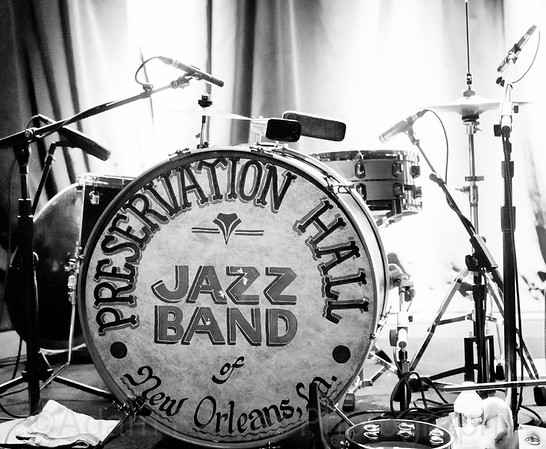 Preservation Hall Jazz Band - Brooklyn Bowl, NY, 2012