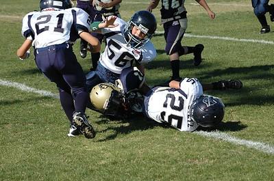 2010 Crusaders vs TBD:  Chocalate Bowl