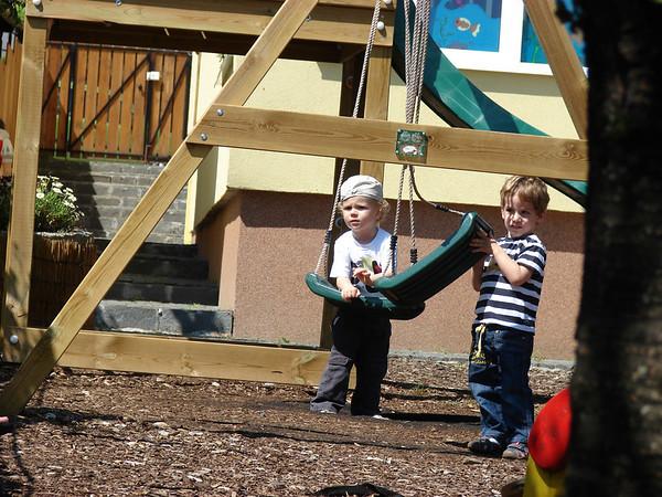 Kindergarden Apr-May-Jun