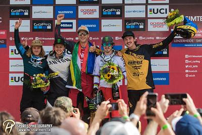 UCI Mountain Bike World Cup Lenzerheide 2017 - Tag 2