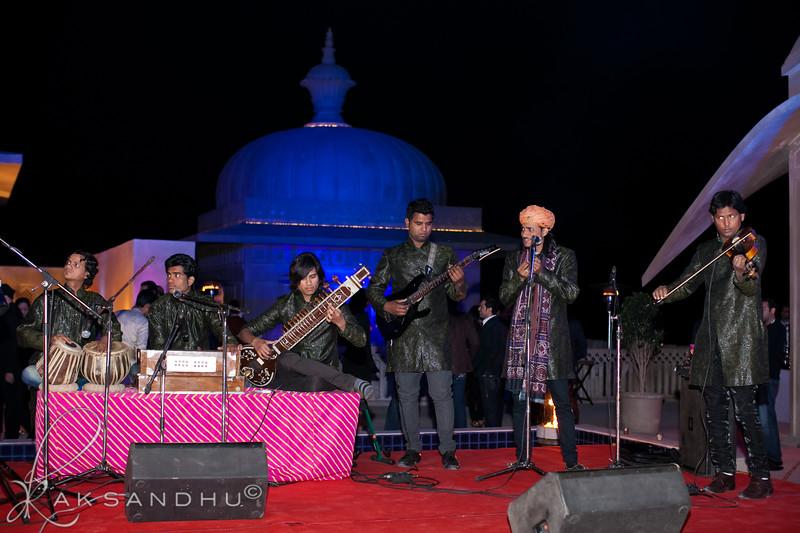 Jaipur Under the Stars
