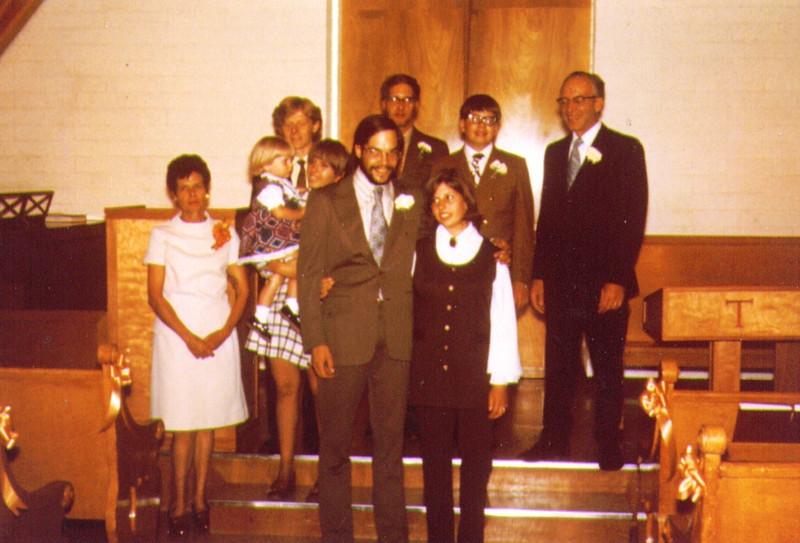 The Wedding, Bride & Groom & Bride's Family.jpg