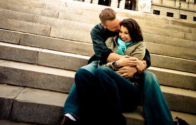 Bob and Kate Engagement Photos