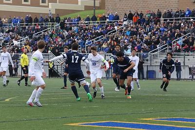 cc varsity soccer vs. WL central