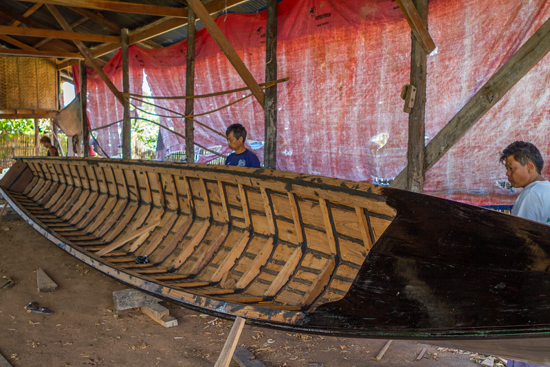 Boat Making Factory