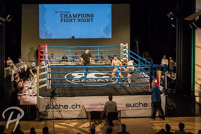 CHAMpions Fight Night: Short Recab