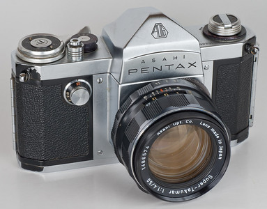Asahi Pentax Original - 1957