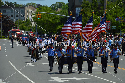 Glen Cove Fire Department Memorial Day Parade - 2013
