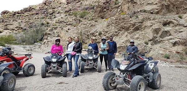 4-12-19 Eldorado Canyon ATV and Goldmine Tour