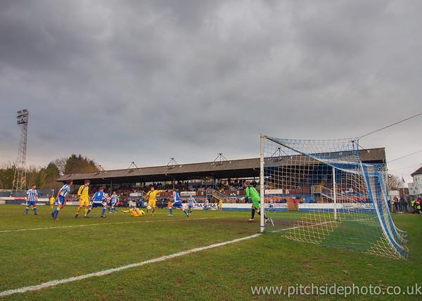 Worcester City v AFC Guiseley