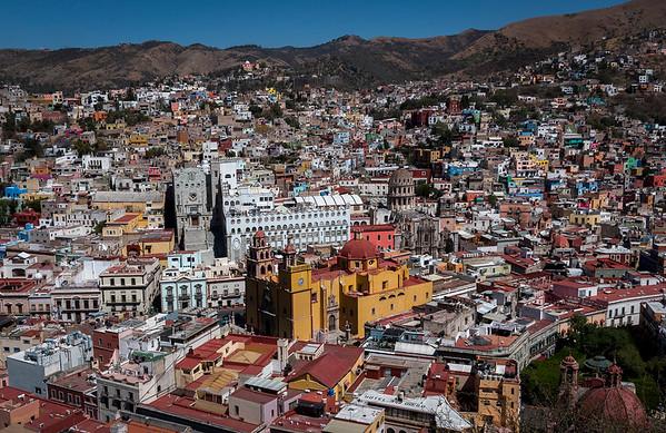 Guanajuato Mexico 2017