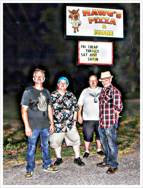 Cheap Thrills: Hawy's Pizza: Aug 2016
