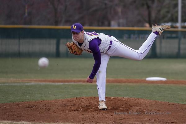 JV Baseball v Madison 3/17/18