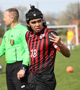 Men's Soccer vs. Lees McRae (Spring 2019)