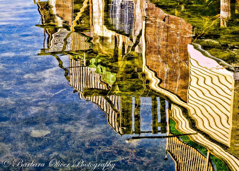 Canandaigua BoatHouse  Reflections