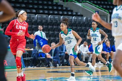 022920 HoCo Islanders Women's Basketball vs UIW