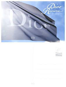 DIOR Riviera 2016 Summer Collection