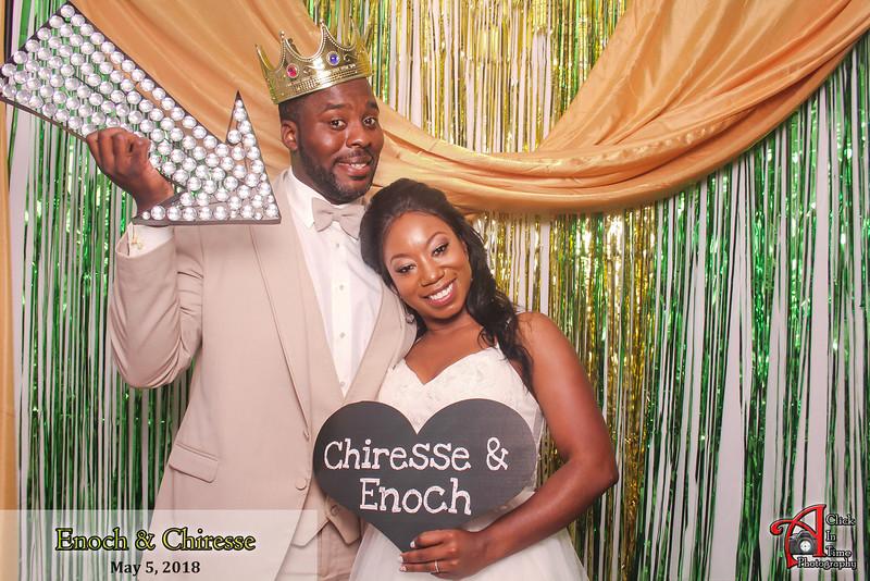 Enoch & Chiresse Smiley