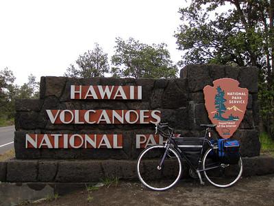 Biking in Hawaii