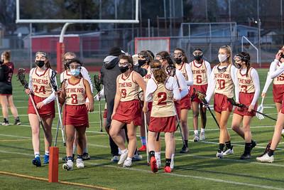 Troy Athens LAX Girls 2021