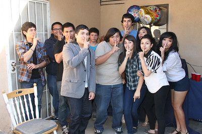 CADE MALDONADO'S SURPRISE BIRTHDAY PARTY • 05.29.11