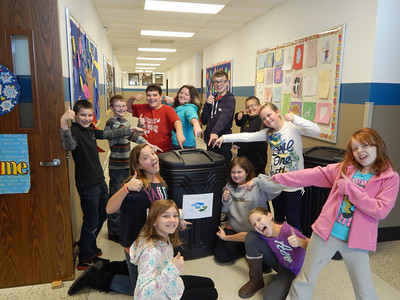 NDES 5th Grade Recycling Program